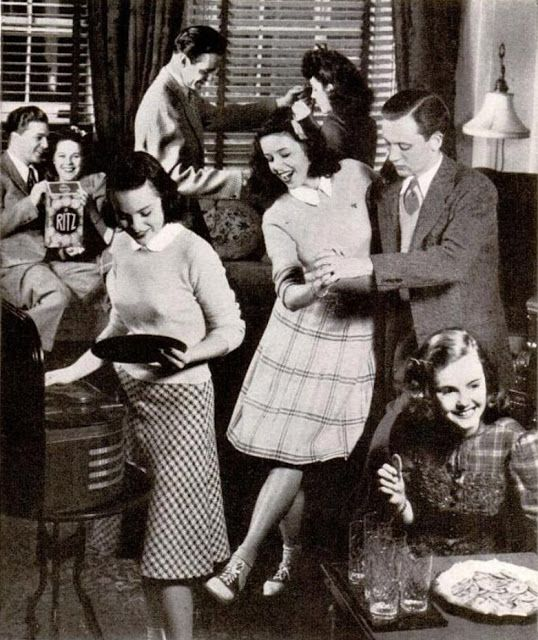 Rock & Roll Generation: Teen Life in the 50s Our