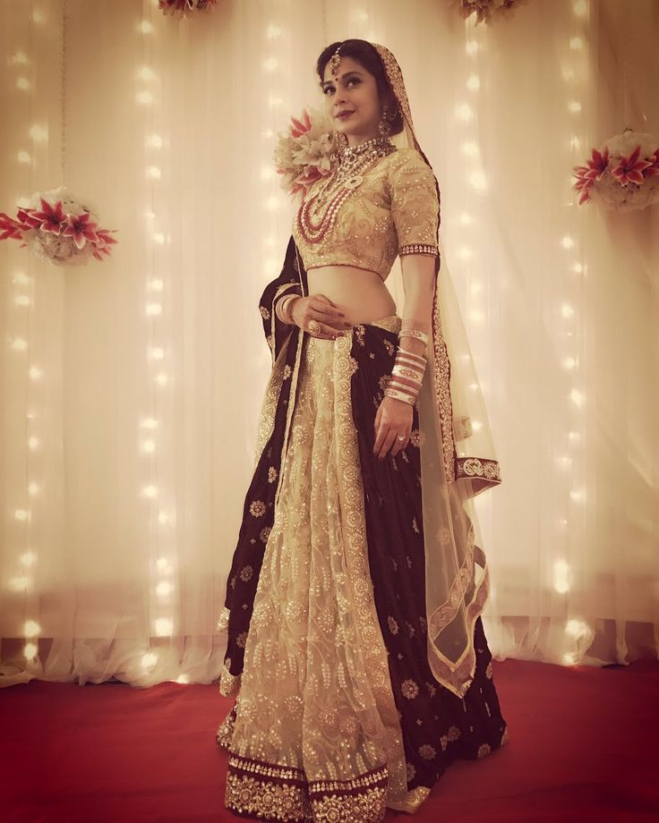 Beautiful bridal lehenga.