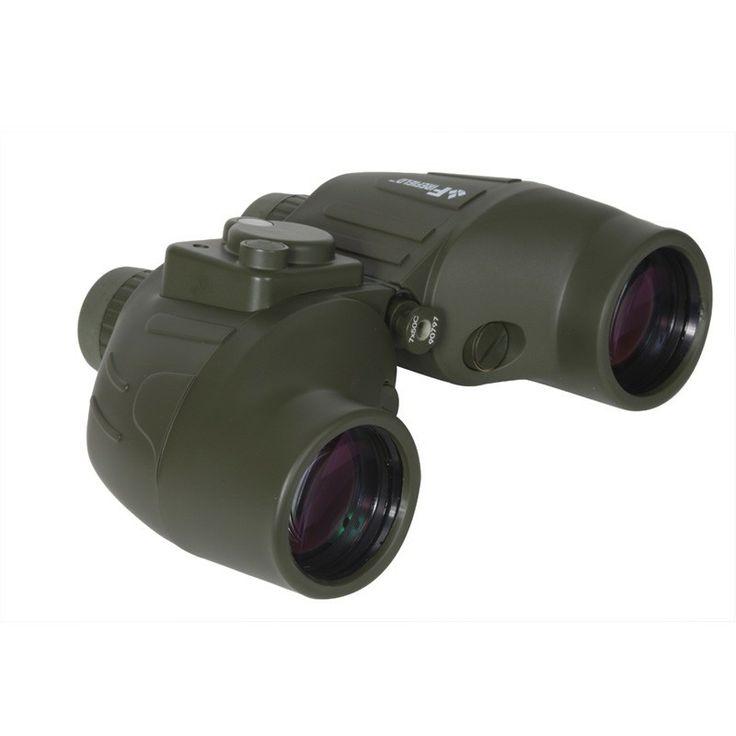 Firefield Sortie Military 7x50 Reticule w/ Lit Compass, OD #binoculars