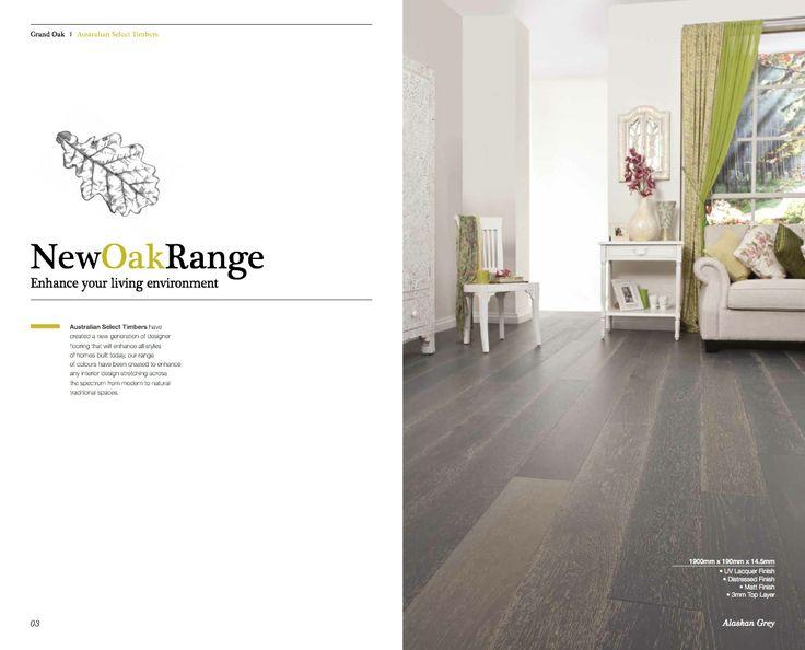 Grand Oak Timber Flooring: Grand Oak Brochure P3