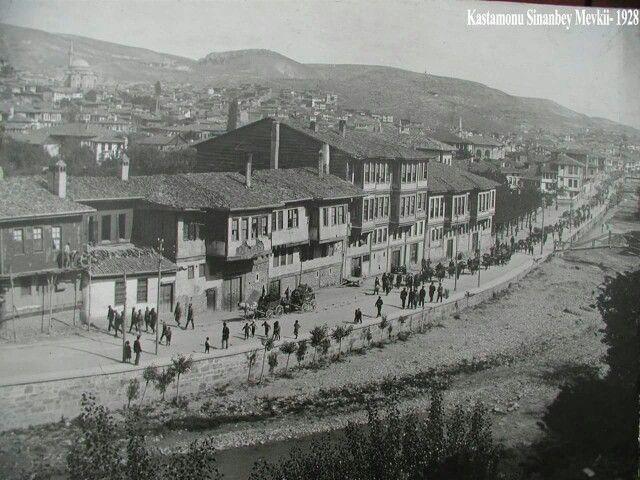 Muhteşem Ötesi Yıllar ... KASTAMONU - 1928 ...