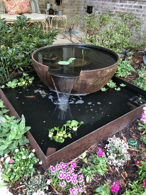 Stunning Water Features You Can Make In A Day