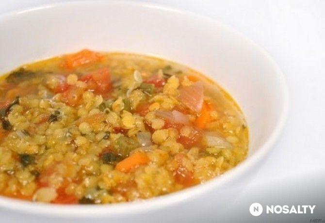 Vöröslencse leves 7. - indiai módra