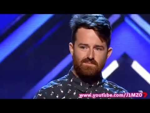Ryan Imlach - The X Factor Australia 2014 - AUDITION [FULL] -   *** Be ready for a shock.  And I'm not just talking about his singing. ***
