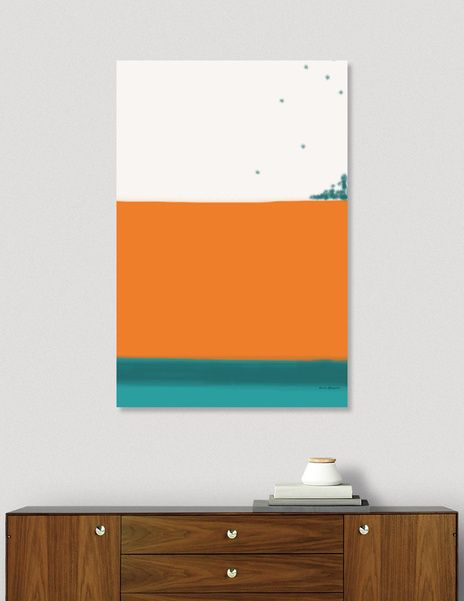 Discover «room814», Limited Edition Canvas Print by Nonita Papadopoulou - From $59 - Curioos