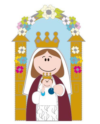 Nuestra Señora de Coromoto! Patrona de Venezuela!!