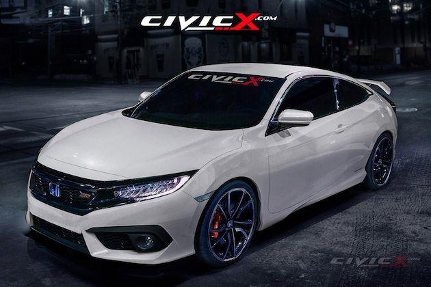 現実的に考えれば、ホンダの新型「シビック Si」が、2015年ニューヨーク国際オートショーで「シビックコンセプト」として公開された、素晴らしいグリーンのクーペとまったく同じになるとは思えない。しかし、上のレンダリング画像を見ると、あのコンセプトカーと同じくらいクールな市販車となって登場する可能性もありそう