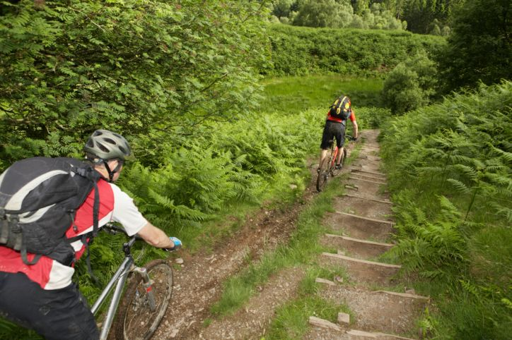 Kelowna Mountain Bike Trails