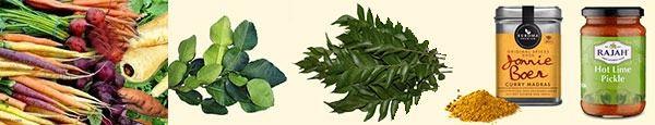 Wortelgroenten, in de oven geroosterd met kerrie, limoenblad en -sap | LICHANSKY LIKES | Raya Lichansky