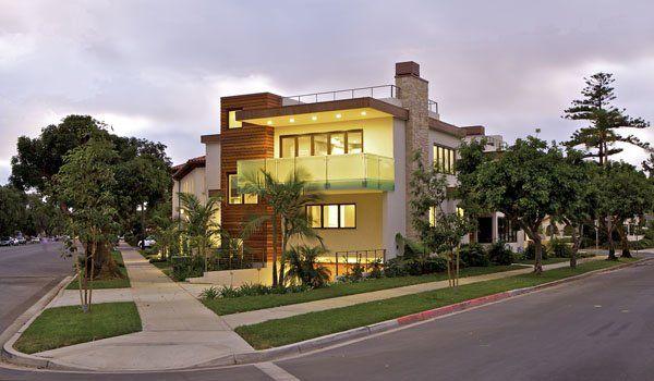 modern single family homes - Google Search