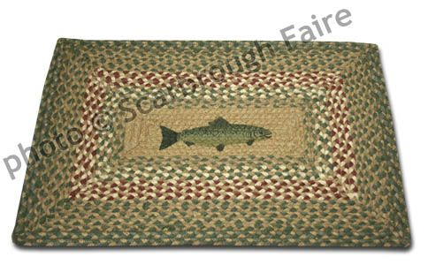 1000 images about fishing lodge decor on pinterest for Cute rugs for cheap