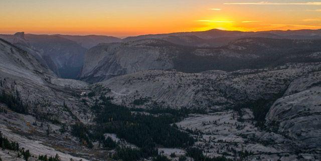 Yosemite Hiking, Backpacking & Summer Youth Program | Lasting Adventures