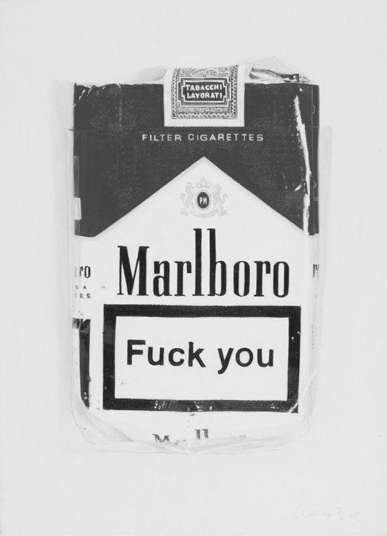smoking filter cigarettes