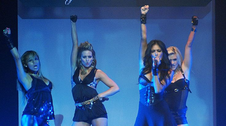Nicole Scherzinger Is Apparently Working On Bringing The Pussycat Dolls Back Together