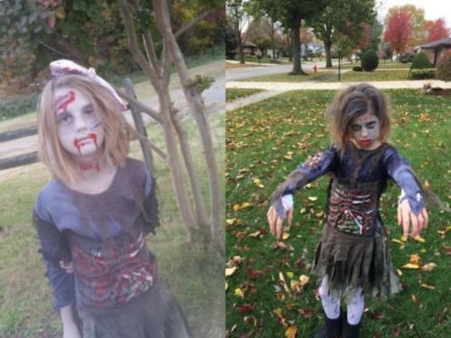 Zombie Costumes For Kids