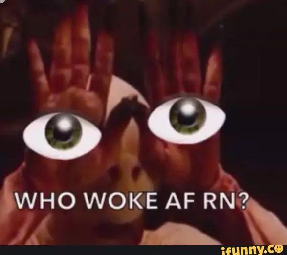 Why sleep when you can meme?