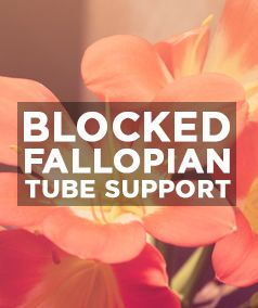how to clear fallopian tubes naturally