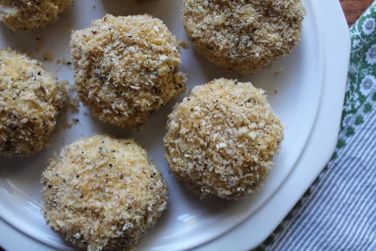 Chicken Croquettes | Amish Family Recipes | www.lydiaglick.com