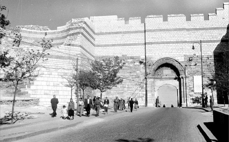 1950'li yıllarda Edirnekapı