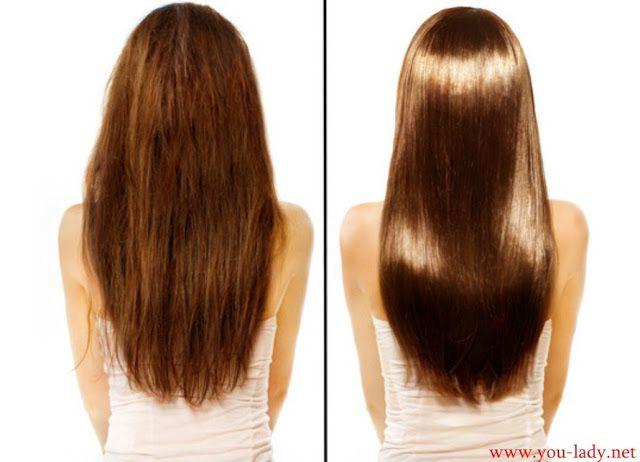 Кератиновое выпрямление волос, что это?