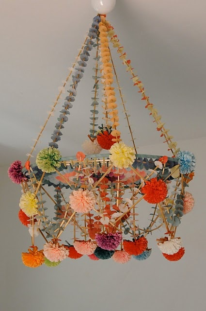 Polish Paper Chandelier I Need To Check At Our Center Because If So What A Pretty Mobile And East Side Winona