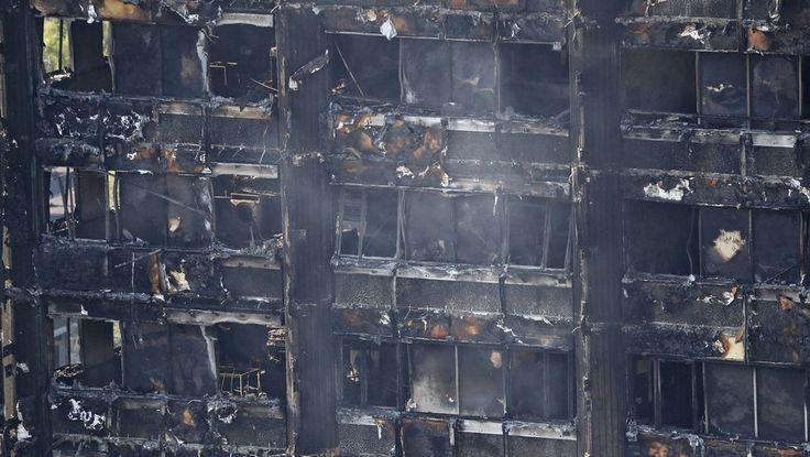 Londra'daki yangına ilişkin ürkütücü açıklama: Canlı kimseyi beklemiyoruz