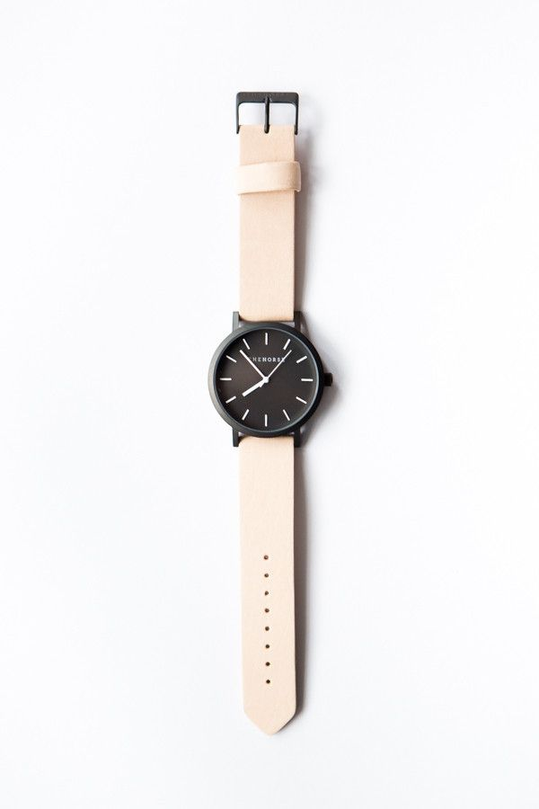 The Horse Original Leather Watch / Parc Boutique