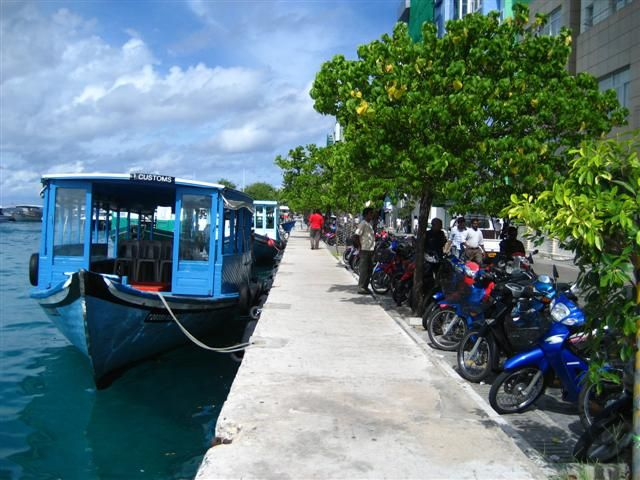Visit Male city, capital of Maldives Contact us at sales@cruise-maldives.com for more information