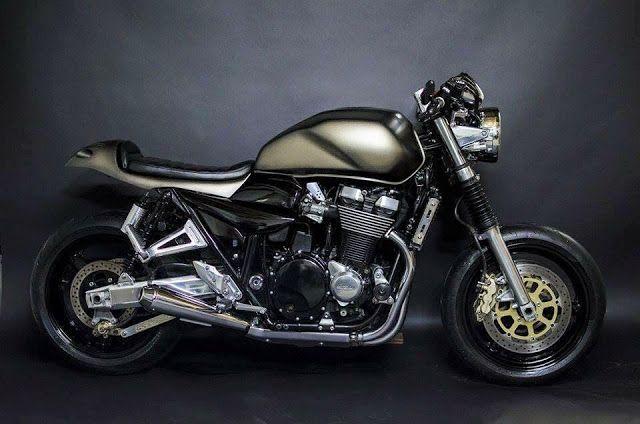 ϟ Hell Kustom ϟ: Suzuki GSX1400 By Ace Custom Motorcycles