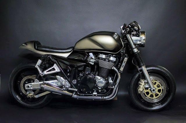 ϟ Hell Kustom ϟ: Suzuki GSX1400 By Ace Custom Motorcycles