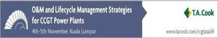 https://thoughtleadershipzen.blogspot.com/ #ThoughtLeadership O&M and Lifecycle Management Strategies for CCGT Power Plants @ Doubletree by Hilton Hotel Kuala Lumpur (The Intermark 348 Jalan Tun Razak, Kuala Lumpur, 50400, Malaysia) . On Tuesday November 04 - Wednesday November 05, 2014 at 9:00 am - 4:00 pm . Maintaining Cost Effective and Flexible Gas-Fired Operations in Today's Market . Price: €399 - €1090 . URLs: Booking: atnd.it/15257-0 , Twitter: atnd.it/15257-3 . Category: Confer...