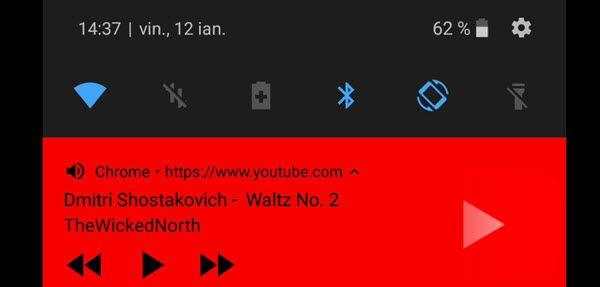 Se poate asculta muzica de pe YouTube pe telefon cu ecranul oprit în Google Chrome - Cum sa asculți muzica YouTube pe telefon cu ecranul blocat #videotutorial #AndroidTips
