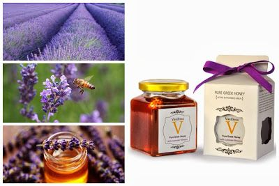 Vasilissa Greek Wildforest Honey with Lavander blossom