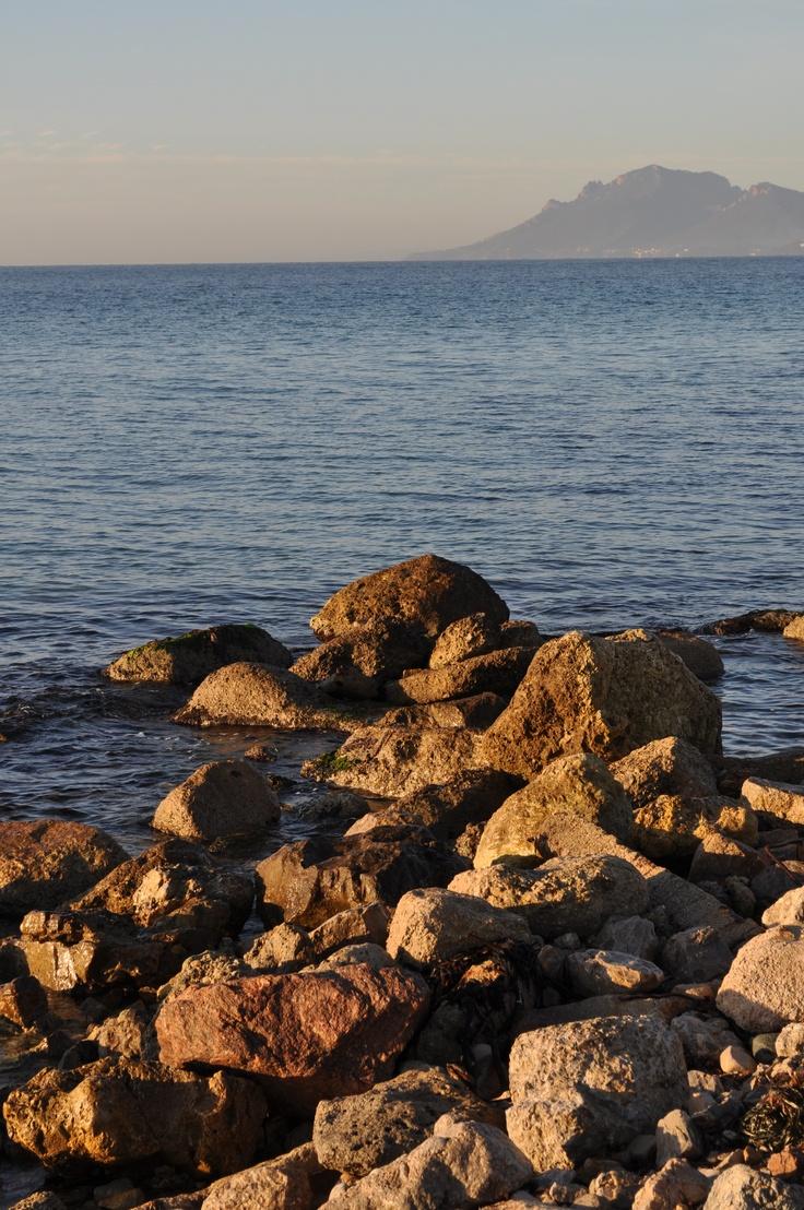 Les rochers de Cannes la Bocca  @PalaisdesFestivals