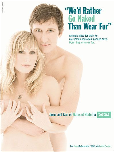 Alicia Silverstone Posing Naked Rather Than Wear Fur