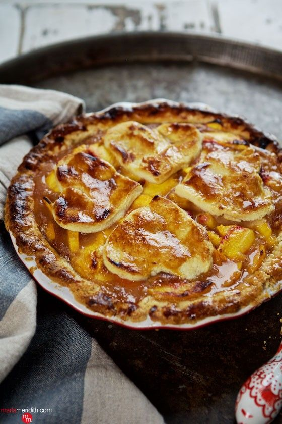 Peaches…they are my everything these days. This is a knock you to your knees recipe for peach pie! What is it about an all-american fruit pie that swoons us? EVERYTHING! My All-Butter Crust Peach Pie will fill your home with the most delicious smells as it bakes & beware, once it's out of the oven it will be …