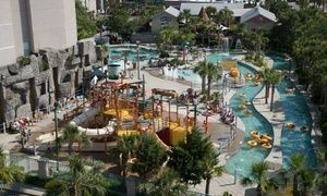 Groupon - Stay at Ocean Dunes Resort & Villas in Myrtle Beach, SC, with Dates into October in Myrtle Beach, SC. Groupon deal price: $74.12