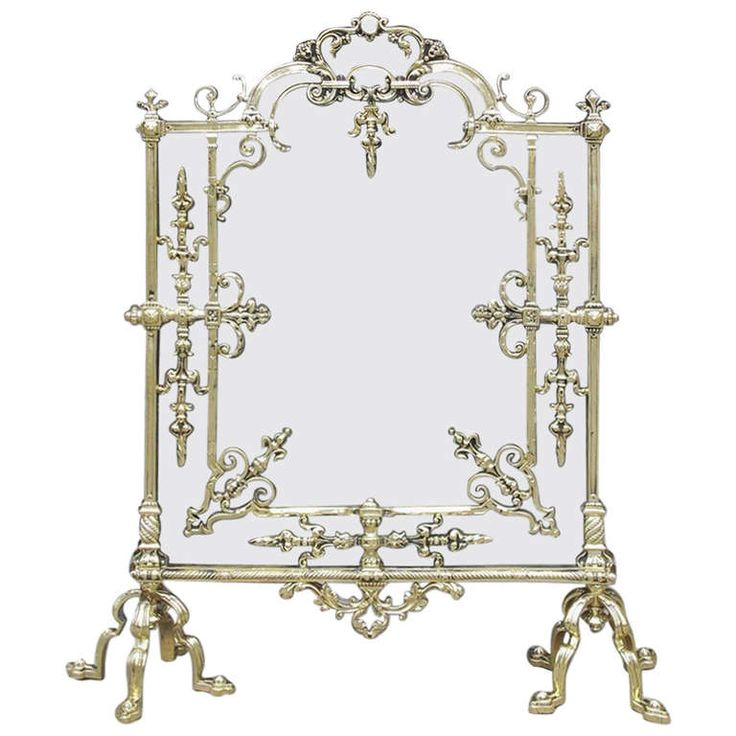 The 77 Best Images About Antique Fire Screens On Pinterest Antiques French And Fire Places