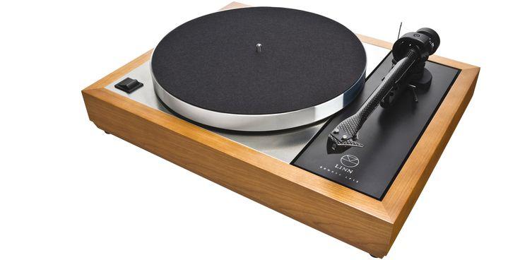 Platine Vinyle HiFi audiophile Linn Majik LP12 Cerisier