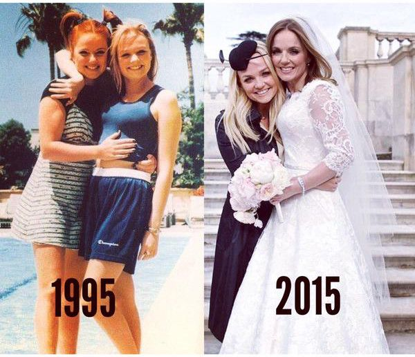 Ginger E And Baby Then Now S Net Emma Es