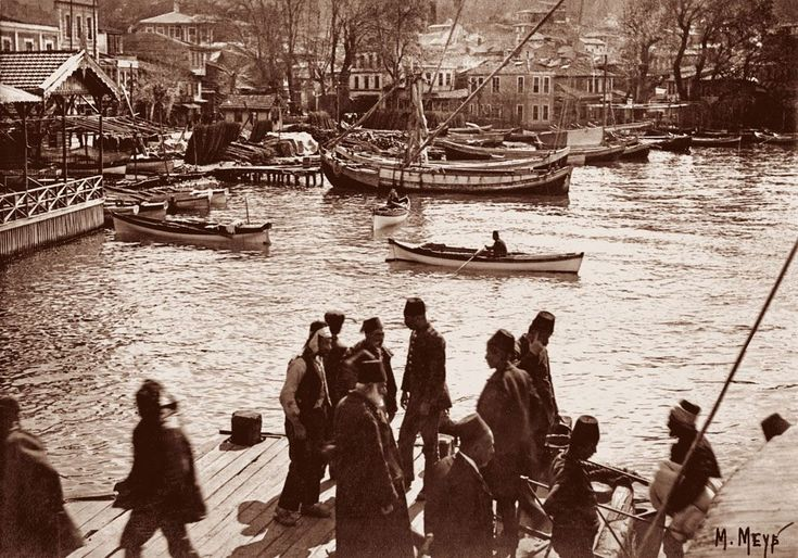 #Beykoz (1900'lü yılların başları) #istanbul