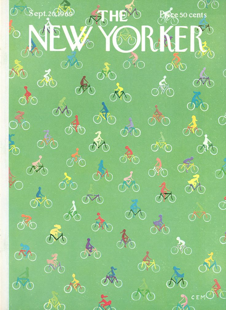 The New Yorker - Saturday, September 20, 1969 - Issue # 2327 - Vol. 45 - N° 31 - Cover by : Charles E. Martin