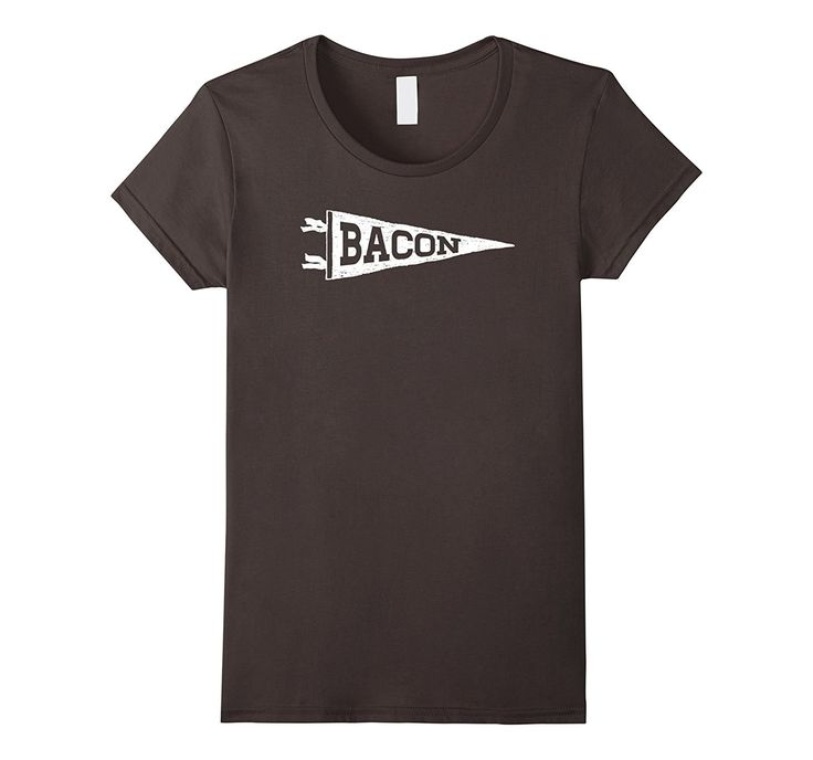 Bacon T-shirt for Bacon Fans- I Love Bacon Shirt