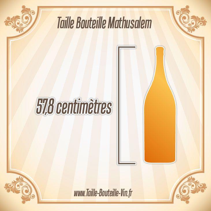 Taille bouteille mathusalem