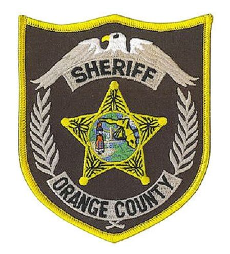1000 images about law enforcement badges and patches - Orange county sheriffs office florida ...