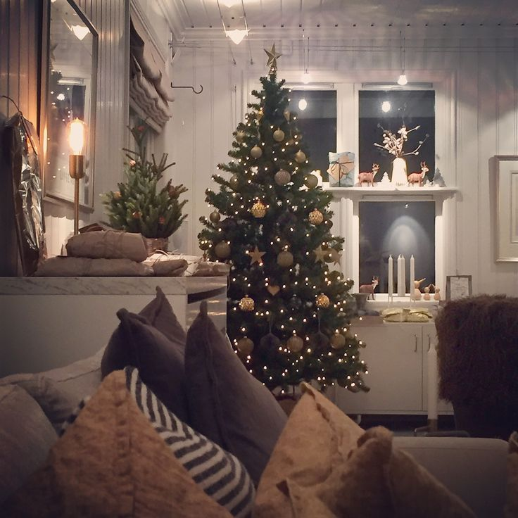 Christmas styling by Nina Th. Oppedal, Norway.