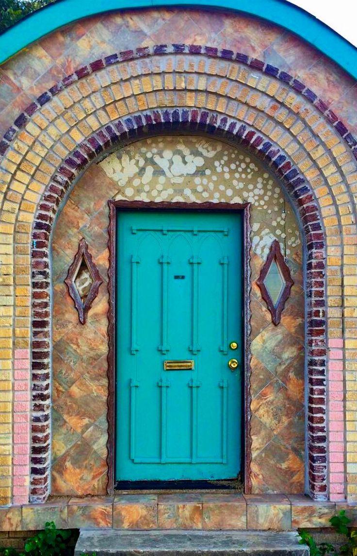 25 beste idee n over hobbit deur op pinterest midden for Porte hobbit