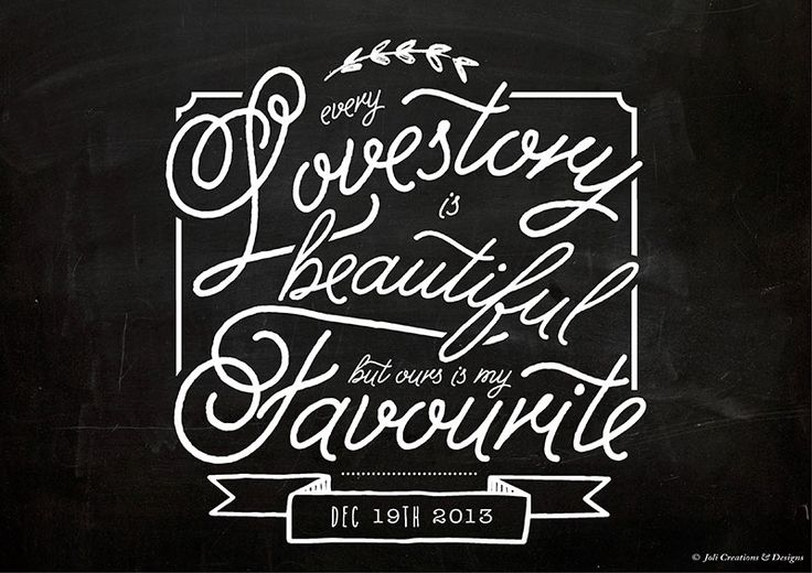 Blackboard themed Wedding Stationery #makeitamomenttoremember