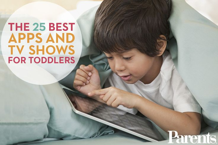 App-roved! We found the top 25 media picks for your toddler.