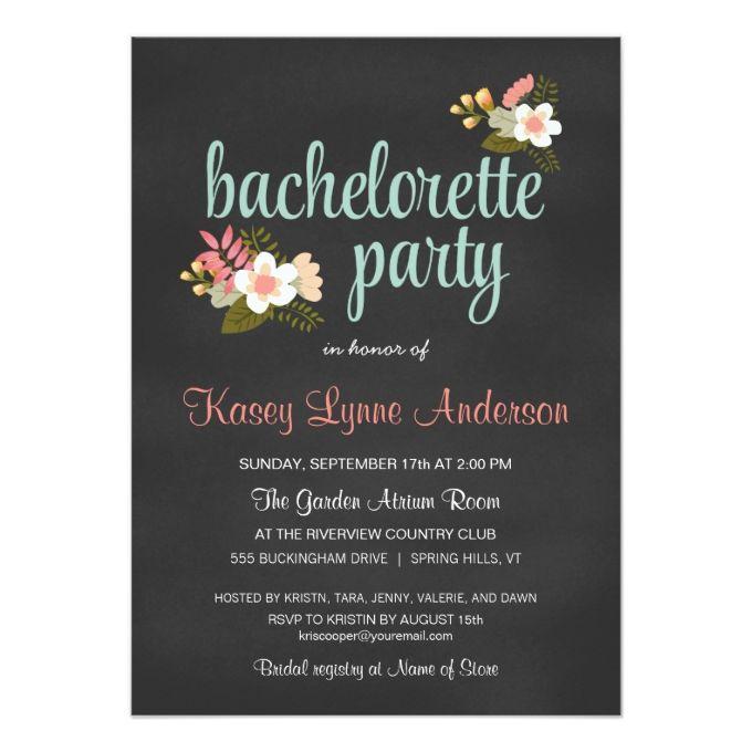23 best Bachelor \/ Bachelorette Party Invitations and Gifts images - bachelorette invitation template
